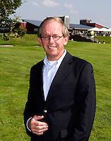 DEN BOSCH - Secretaris C.G. Baks van GC Haverleij. COPYRIGHT KOEN SUYK