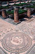 PORTUGAL, ROMAN PERIOD Conimbriga; 'House of Fountains'
