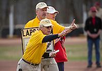 St Paul's School track meet Saturday, April 27, 2013.  Karen Bobotas Photographer
