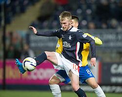 Falkirk's Craig Sibbald. <br /> Falkirk 1 v 0 Cowdenbeath, Scottish Championship game played 31/3/2015 at The Falkirk Stadium.