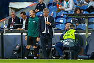 Portugal Head Coach Fernando Santos during the UEFA Nations League match between Portugal and Netherlands at Estadio do Dragao, Porto, Portugal on 9 June 2019.
