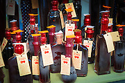 Croatian liqueur, Zadar, Dalmatian Coast, Croatia
