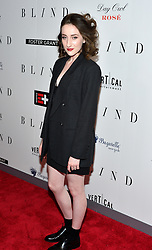Actress Eden Epstein attends the NY premiere of Blind at the Landmark Sunshine Cinemas in New York, NY on June 26, 2017.  (Photo by Stephen Smith) *** Please Use Credit from Credit Field ***