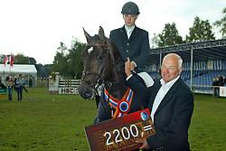 089-Vdl Ultimate-Van De Lageweg Wiepke<br /> KWPN Paardendagen 2005<br /> Photo © Hippo Foto