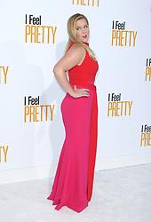 I Feel Pretty Premiere - Los Angeles. 17 Apr 2018 Pictured: Amy Schumer. Photo credit: Jaxon / MEGA TheMegaAgency.com +1 888 505 6342