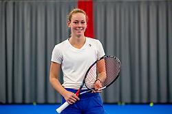 11-12-2019: Tennis: Stephanie Visscher: Amstelveen<br /> # Stephanie Visscher