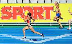 30-07-2010 ATLETIEK: EUROPEAN ATHLETICS CHAMPIONSHIPS: BARCELONA<br /> Frauke Penen loopt naar de vierde plaats <br /> ©2010-WWW.FOTOHOOGENDOORN.NL