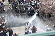 Protesters at the 2004 Inauguration