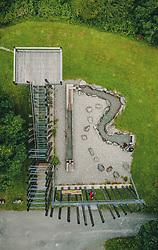 THEMENBILD - Kneippanlage, aufgenommen am 25. August 2019 in Bad Fusch, Oesterreich // Kneipp facility in Bad Fusch, Austria on 2019/08/25. EXPA Pictures © 2019, PhotoCredit: EXPA/ JFK