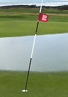 WIMEREUX   (FR.) - water op de baan, Club . Copyright Koen Suyk