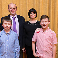 John, Martina and Jonathon Moloney and Conor McCarthy from Ardnacrusha at the Clare Limousin Breeders 18th Annual Dinner Dance