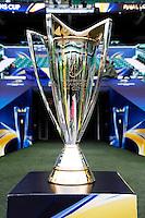 Trophee - 01.05.2015 - Captains' Run de Clermont avant la finale - European Rugby Champions Cup -Twickenham -Londres<br /> Photo : David Winter / Icon Sport