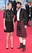 22-09-14: 'What We Did on Our Holiday' - <br /> World Premiere, Rosamund Pike and David Tennant arrive<br /> ©Exclusivepix