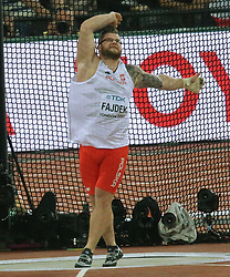 Pawel Fajdek of Poland wins the hammer throw during day 8 of the 2017 IAAF World Championships at the London Stadium in London, UK, on Saturday August 11, 2017. Photo by Giuliano Bevilacqua/ABACAPRESS.COM