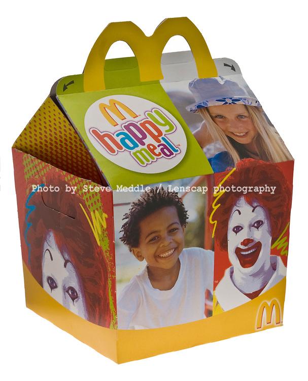 Mcdonalds Kids Happy Meal