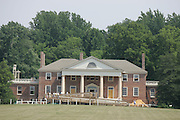 Montpelier, home of James Madison, is located in Orange, Va. .