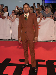 Actor Kelvin Harrison Jr. attends a red carpet for the movie Jeremiah Terminator Leroy during the 2018 Toronto International Film Festival in Toronto, ON, Canada on Saturday, September 15, 2018. Photo by Fred Thornhill/CP/ABACAPRESS.COM