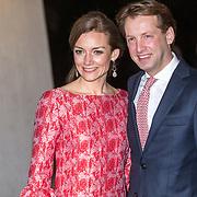 NLD/Apeldoorn/20180119 - Verjaardagsconcert Prinses Margriet 75 Jaar, Prins Floris en Prinses Aimee