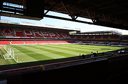 General view of the City Ground, home of Nottingham Forest, before the match - Mandatory byline: Jack Phillips / JMP - 07966386802 - 19/9/2015 - FOOTBALL - The City Ground - Nottingham, Nottinghamshire - Nottingham Forest v Middlesbrough - Sky Bet Championship