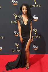 Zuri Hall  bei der Verleihung der 68. Primetime Emmy Awards in Los Angeles / 180916<br /> <br /> *** 68th Primetime Emmy Awards in Los Angeles, California on September 18th, 2016***