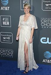 24th Annual Critics' Choice Awards. 13 Jan 2019 Pictured: Jennifer Robertson. Photo credit: Jaxon / MEGA TheMegaAgency.com +1 888 505 6342