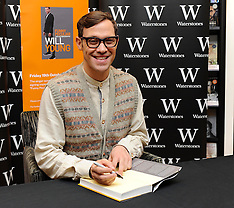 OCT 19 2012 Will Young book signing