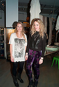 ANNA CHITTENDEN;  BEX CROFTON-ATKINS, The Volunteer, A fundraiser for a school project in Uganda. The Henry Von Straubenzee Memorial Fund, <br /> Few And Far, 242 Brompton Road, London SW3, 11 February 2010.