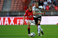 FOOTBALL - FRENCH CHAMPIONSHIP 2010/2011 - L1 - PARIS SAINT GERMAIN v STADE RENNAIS - 19/09/2010 - PHOTO GUY JEFFROY / DPPI - JEROME LEROY (REN)