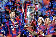 Juventus v FC Barcelona 060615