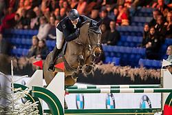 Geusens Johnny, BEL, Valino Z<br /> Jumping Mechelen 2019<br /> © Hippo Foto - Dirk Caremans<br />  26/12/2019