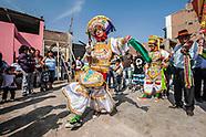 DANZAQ. The dancers of the devil's house./PERU