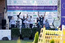 Gulliksen Victoria, NOR, Papa Roach<br /> European Championship Riesenbeck 2021<br /> © Hippo Foto - Dirk Caremans<br /> 05/09/2021