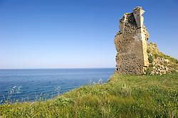 Torre Mattarella - Parco naturale regionale Saline di Punta della Contessa (Brindisi)