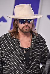Billy Ray Cyrus at the 2017 MTV Video Music Awards held at The Forum on August 27, 2017 in Inglewood, CA, USA (Photo by Sthanlee B. Mirador/Sipa USA)