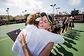 4/15/18 Women's Tennis vs Virginia Tech