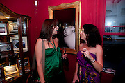 NATALIE NG;  JUSTINE RODDICK, Sex, Death Re-birth. Photos by James Ostrer. Coco de Mer. Draycott  ave, London. 23 June 2009