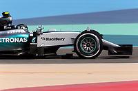 ROSBERG nico (ger) mercedes gp mgp w06 action during 2015 Formula 1 FIA world championship, Bahrain Grand Prix, at Sakhir from April 16 to 19th. Photo Clément Marin / DPPI