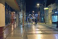 Pedestrian street in Bayamo, Granma, Cuba.