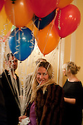 ANGIE KURDASH, Kate Reardon and Michael Roberts host a party to celebrate the launch of Vanity Fair on Couture. The Ballroom, Moet Hennessy, 13 Grosvenor Crescent. London. 27 October 2010. -DO NOT ARCHIVE-© Copyright Photograph by Dafydd Jones. 248 Clapham Rd. London SW9 0PZ. Tel 0207 820 0771. www.dafjones.com.