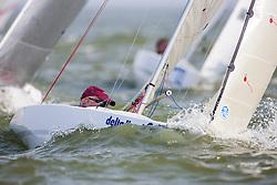 2.4 mr. Medemblik - the Netherlands, May 22nd 2012. Delta Lloyd Regatta in Medemblik (22/26 May 2012). Day 1.