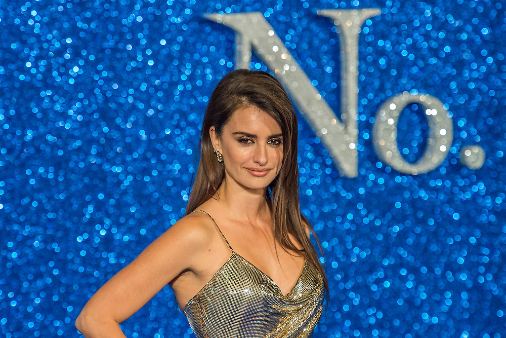 Penelope Cruz  - Paramount Pictures Presents A 'Fashionable' Screening of Zoolander No.2  - the sequel directed by and starring Ben Stiller.