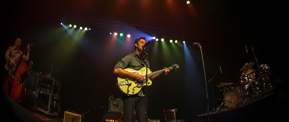 G. Love & Special Sauce with Special Guest Keb Mo at the Arcata Theater in Saint Charles, Illinois on August 23, 2014