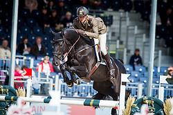 Zorzi Alberto, ITA, Rackham Jo<br /> CSI5* Jumping<br /> Royal Windsor Horse Show<br /> © Hippo Foto - Jon Stroud