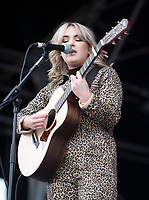 Rianne Downey at the Big Feastival 2021 on Alex James' Cotswolds farm, Kingham  oxfordshire