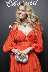 May 18, 2019 - Cannes, France - Petra Nemcova. ''Love'' party Chopard in Cannes 2019.. Pictures: Laurent Guerin / EliotPress Set ID: 600943....239424 2000-01-01  Cannes France. (Credit Image: © Laurent Guerin/Starface via ZUMA Press)