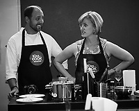 Cooking School in Lisbon, Portugal. Image taken with a Fuji X-T1 camera and 60 mm f/2.8 macro lens.