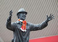 Football - 2020 / 2021 Sky Bet League One - Play-offs - Semi-final, second leg - Sunderland vs Lincoln City - Stadium of Light<br /> <br /> The statue of Bob Stokoe outside the Stadium of Light<br /> <br /> Credit : COLORSPORT/BRUCE WHITE