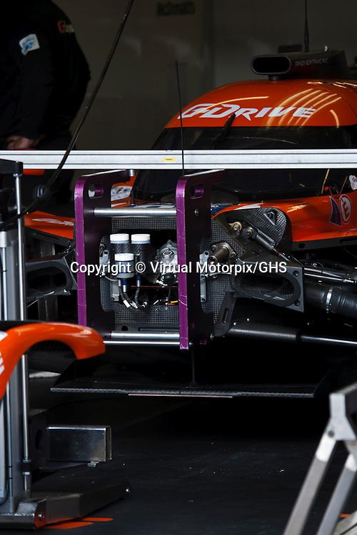 #28 Ligier JS P2-Nissan, G-Drive Racing, Luis Felipe Derani, Ricardo Gonzalez, Gustavo Yacaman, Le Mans 24H, 2015