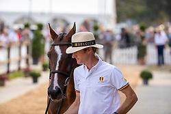 Van Rijckevorsel Constantin, BEL, Beat It<br /> European Championship Eventing<br /> Luhmuhlen 2019<br /> © Hippo Foto - Stefan Lafrentz