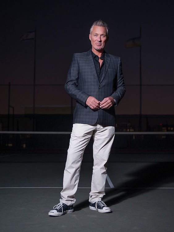 """Martin Kemp of British New Romantic Band Spandau Ballet has reunited with the band reunited and will be performing at the Wiltern in January on their """"Soul Boys Of The Western World"""" tour."""